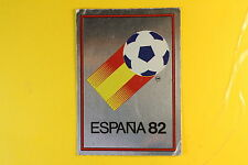 [F478] ESPANA 82 - PANINI - NEW - FIGURINA STICKER N° 2 SCUDETTO BADGE WORLD CUP