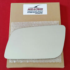 NEW Mirror Glass 99-05 CHEVY ASTRO VAN GMC SAFARI VAN Driver Left Side
