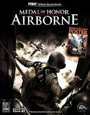Prima Official Game Guides: Medal of Honor: Airborne by Michael Knight (2007, Pa