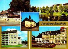 Annaberg-Buchholz  ( DDR ), Ansichtskarte ungel.