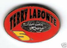 NASCAR Souvenirs & Collectible pins: Terry Labonte / Kelloggs Commemorative pin