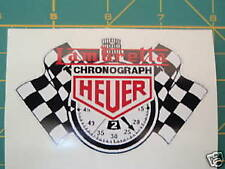 LAMBRETTA Vespa Scooter CHRONO HEUER RACING Sticker GP,TV,LI,SX,GT. 200