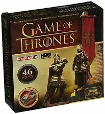 Game Of Thrones Banner Pack Lannister Construction Set (Brown/Red) …