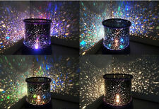 Romantic LED Starry Night Sky Projector Lamp KidsGift Star light Cosmos MasterRO