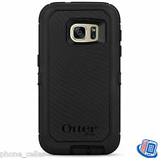 OEM Otterbox Defender Series Black Shell Case for Samsung Galaxy S7