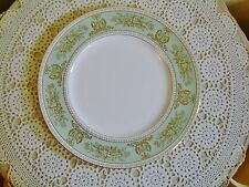 Wedgwood COLUMBIA GOLD Sage Green 8 1/4 inch Salad Plate