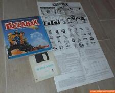 ~ TERRAMEX ~ Commodore Amiga / Originalverpackung ~ original boxed ~ english