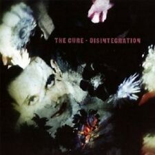 The CURE-Disintegration (Remastered) CD 12 tracks Gothic/Rock/Pop Nuovo
