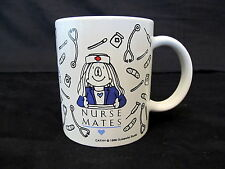 Cathy Nurse Mates Mug Guisewite 1996 Comic Coffee Tea Cup