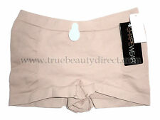 LA SENZA SHAPEWEAR MEDIUM CONTROL BOYLEG SHORTS UNDERWEAR 12/14 NUDE TUMMY REAR