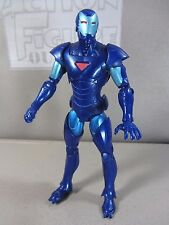 EXTREMIS IRON MAN Marvel Legends TERRAX Series Blue Stealth Suit Action Figure
