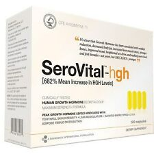 Bremenn Clinical Strength SeroVital-HGH 30 Day Supply 120 Capsules
