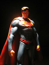 DC: Justice League: NEW 52 SUPERMAN (Angry Version) figure-(Kotobukiya/Sideshow)