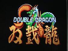 DOUBLE DRAGON ARCADE PCB JAMMA BOOTLEG