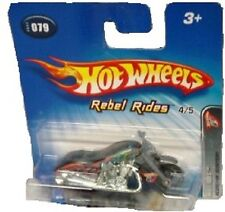 HOT WHEELS Rebel Rides #079 Scorchin Scooter in black