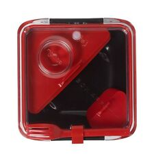 Rot Karton Appetit Lunchbox by Black + Blum
