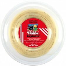 Weiss Cannon Explosiv! (Explosive) 16 / 1.30mm Tennis String 200m Reel