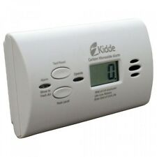 Kidde Battery-Operated Carbon Monoxide Alarm with Digital Display KN-COPP-B-LPM