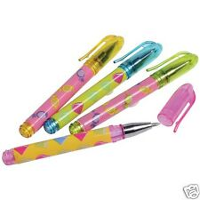 12 Candy Theme Mini Ball Point Pens Kid Party Goody Loot Bag Filler Favor Supply