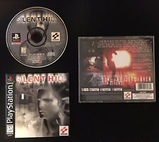 Silent Hill (Sony PlayStation 1, 1999) PS1 - Complete CIB
