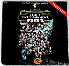 That's Entertainment Part 2 Soundtrack 1976 MGM Records # MG-1-5301 Sealed LP