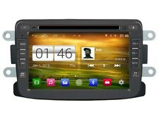 AUTORADIO DVD/GPS/NAVI/BT/RADIO/DAB* Player DACIA DUSTER/LOGAN/SANDERO M157