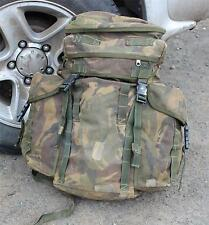 BRITISH ARMY BACKPACK PATROL PACK WOODLAND CAMO 45 LITRES (5)