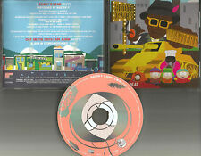 South Park MASTER P Kenny's Dead ULTRA RARE 1 TRK PROMO Radio DJ CD single 1998
