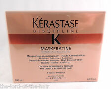 Kerastase disciplina K smooth-in-motion Masque fluidez Brillo Anti Frizz 200ml