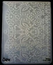 Sizzix Large Embossing Folder MOROCCAN DAYDREAMS fits Cuttlebug & Wizard