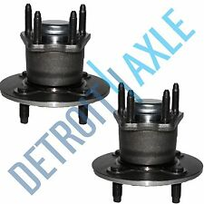 Pair: 2 New REAR Cobalt, G5, Ion, Complete Wheel Hub and Bearing Assembly