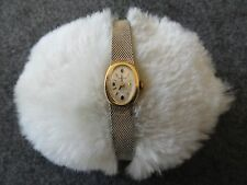 Vintage Timex Wind Up Ladies Watch - Gold in Color