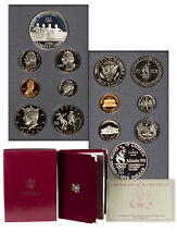 1996 United States Mint Prestige Set Atlanta Olympic Games Dollar Rowing SKU1480