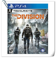 PS4 Tom Clancy's The Division 湯姆克蘭西 全境封鎖 中文 英文 SONY PlayStation Ubisoft Action