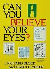 ag (C) Can You Believe Your Eyes? Over 250 Illusions and Other Visual Oddities
