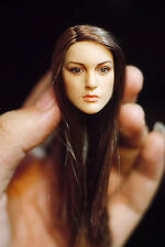 "1:6 Scale KIMI Female head Sculpt F 12"" Hot Toys Phicen Action Figure KT005"
