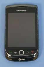 Used Working Black Blackberry RIM TORCH 9800 GSM UNLOCKED Cell Phone AT&T