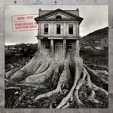 BON JOVI - THIS HOUSE IS NOT FOR SALE VINYL LP NEW (4TH NOVEMBER)