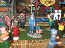 """TRAIN VILLAGE HOUSE CARNIVAL """" We'll FIND your MOMMY """" + DEPT 56/LEMAX info!"""
