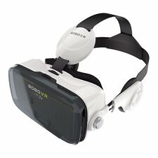 BOBOVR Z4 VR Box 120° FOV Virtual Reality 3D Movie W/ Headset Phone Button in UK
