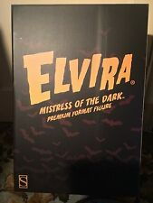 Sideshow Collectibles Elvira Mistress of The Dark Premium Format Figure