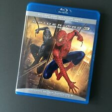 Spider-Man 3 [Blu-ray, 2007, Canadian] (PlayStation bundled PROMO edition)
