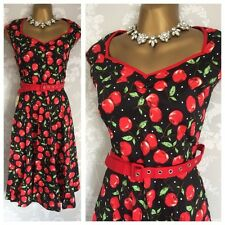 BNWT Lindy Bop 50s Vintage Dress Size 14  Evening Occasion Party Races Wedding