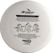 WHAM-O FRISBEE - JUNIOR ULTIMATE INSTRUCTIONAL DISC ASSORTED 130 GRAMS