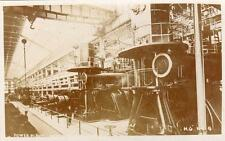 Power Plant Westinghouse Works Trafford Park Manchester RP old pc used 1915