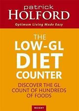 The Holford Diet GL Counter, Holford, Patrick, New Books