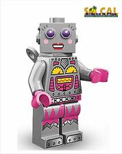 LEGO MINIFIGURES SERIES 11 71002 Lady Robot