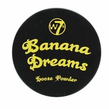 W7 Banana Dreams Loose Powder 20g