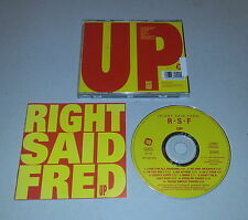 Album CD  Right Said Fred - Up 10.Tracks 1992 I´m too sexy don´t talk just kiss