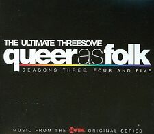 The Queer as Folk: Ultimate Threesome [Box] by Various Artists (CD, Feb-2009,...